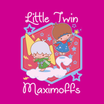 LITTLE TWINS - S/S - PREMIUM TEE - BERRY Design
