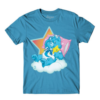 SLEEPY SAILOR - S/S - PREMIUM TEE - AQUA Thumbnail